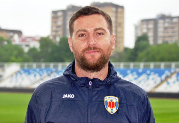 Prishtina prezantoi ish drejtorin sportiv të Dritës