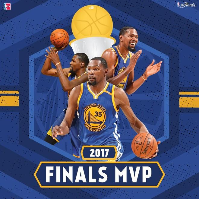 Kevin Durant, MVP i finaleve!