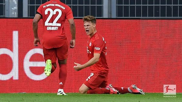 Mjeshtria e Kimmich vendos derbin, Bayerni gati kampion