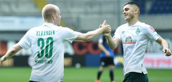Werder gjunjëzohet nga Hoffenheim, 70 minuta për Rashicën