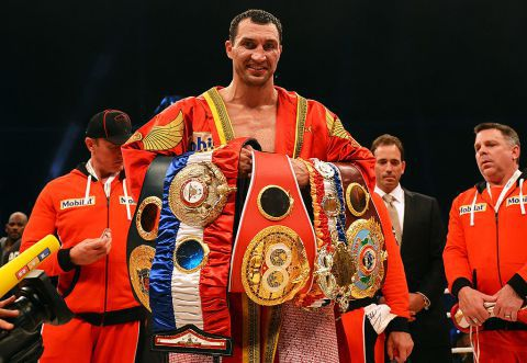 Penzionohet Klitschko