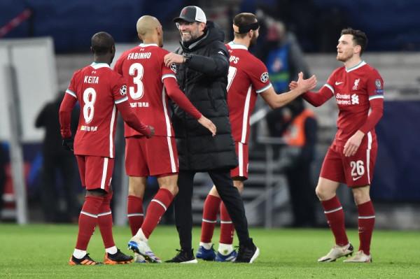 Notat e futbollistëve: Liverpool - Leipzig