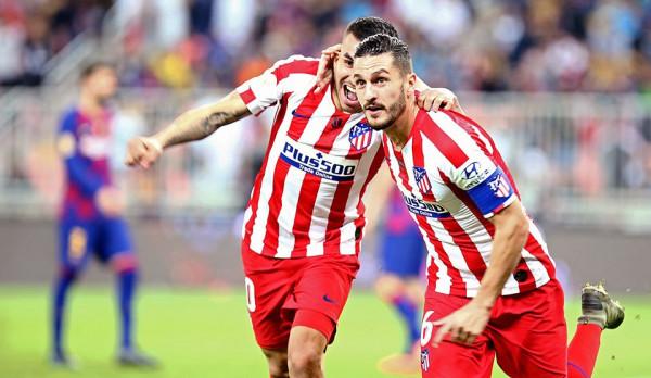 Simeone mohon El Clasicon, derbi madrilen në finale