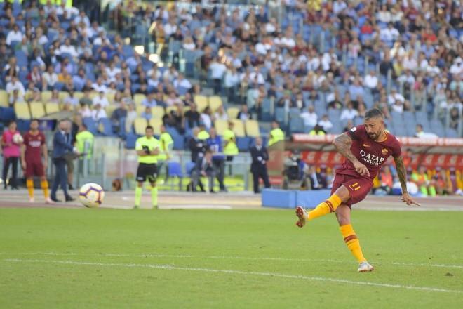 S'ka debutim për Berishën, Roma fiton derbin