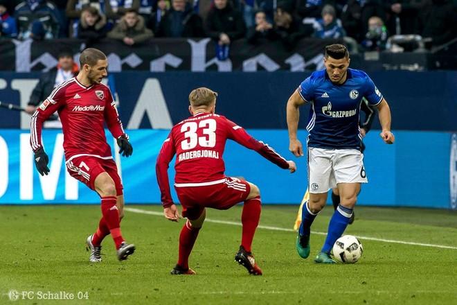 Avdijaj mposht Hadërgjonajn, Schalke fiton