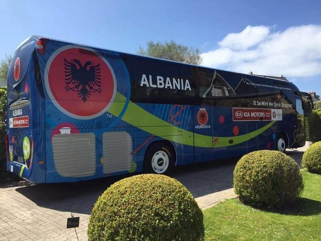 Gati autobusi i Kombëtares