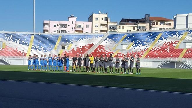 Nuk ka fitore jashtë për Tiranën