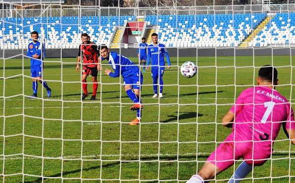 Arbëria e pafat, Prishtinën e shpëtoi penalltia