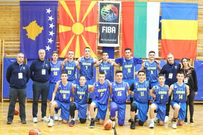 Kosova U15 e mbyll turneun me humbje