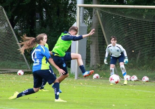 Vajzat e Kosovës U16 drejt Irlandës Veriore