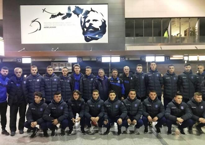 Turneu i Egjeut nis sot, Kosova përballë Turqisë