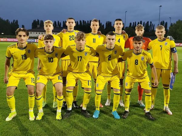 Kosova U17 mposhtet minimalisht nga Sllovenia U17