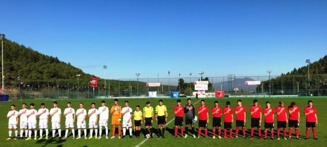 Kosova U17 mposht Shqipërinë, në luftë për vendin e tretë