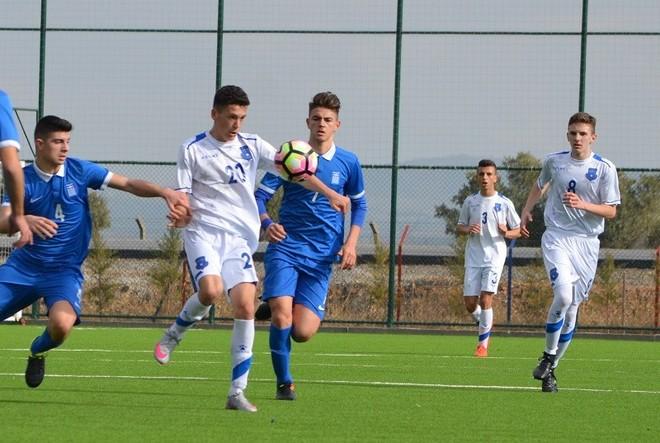 Kosova U17 mposhtet nga Uellsi