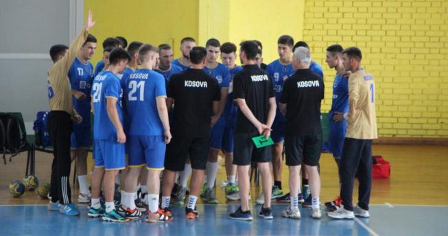 Kosova U18 në Kampionat Evropian, sonte ndeshja e parë