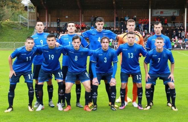 Kosova debuton me humbje në 'Elite Round'