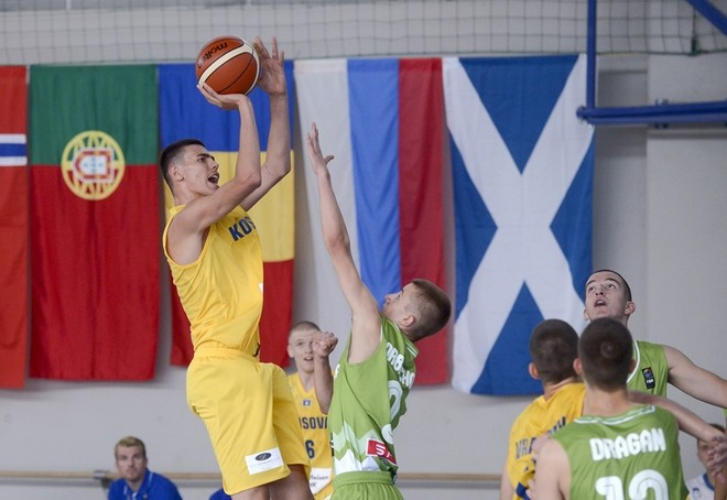 EURO-U20: Direkt, Kroacia - Kosova