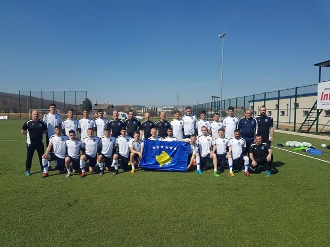 Kosova U21 vs. Irlanda U21, publikohet formacioni i Kosovës