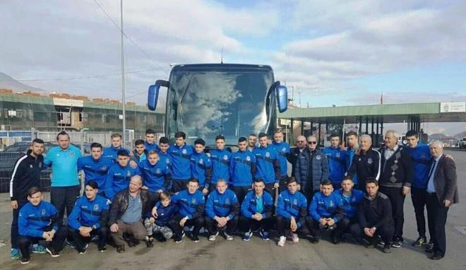Kosova U21 nis stërvitjet