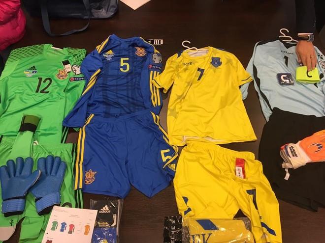 Formacionet zyrtare: Ukrainë-Kosovë