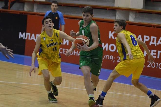 Kosova U14 kthehet pa fitore