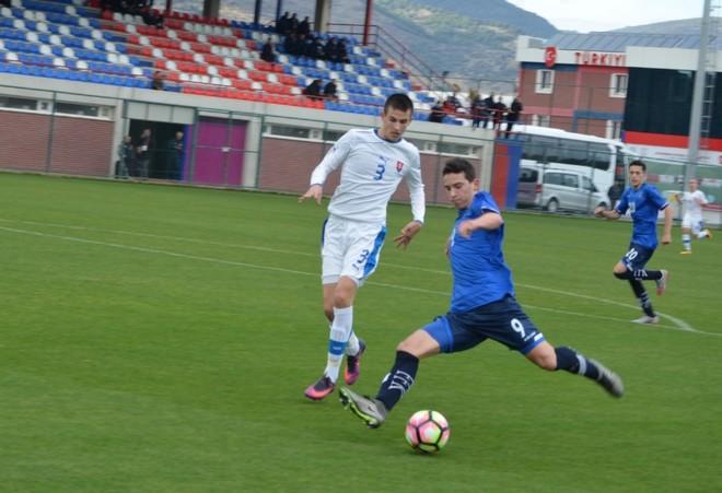 Kosova U16 në Irlandën Veriore për 3 ndeshje