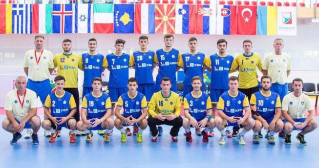 Kosova U18 në Austri për kualifikime europiane