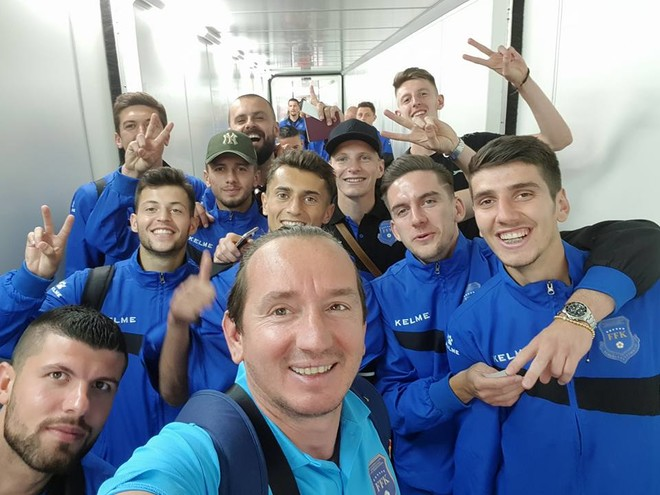 Kosova U21 merr rrugë për Norvegji