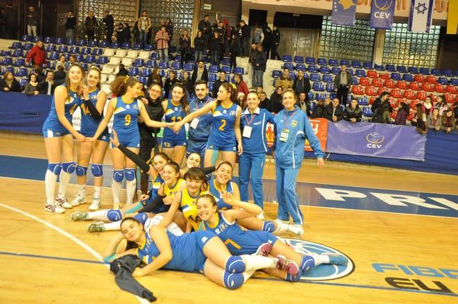 Volejbolli i Kosovës pranohet në CEV