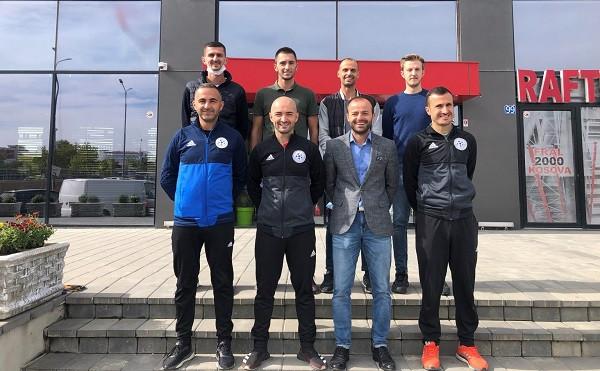 Dy grupe referësh nga Kosova në ndeshje ndërkombëtare