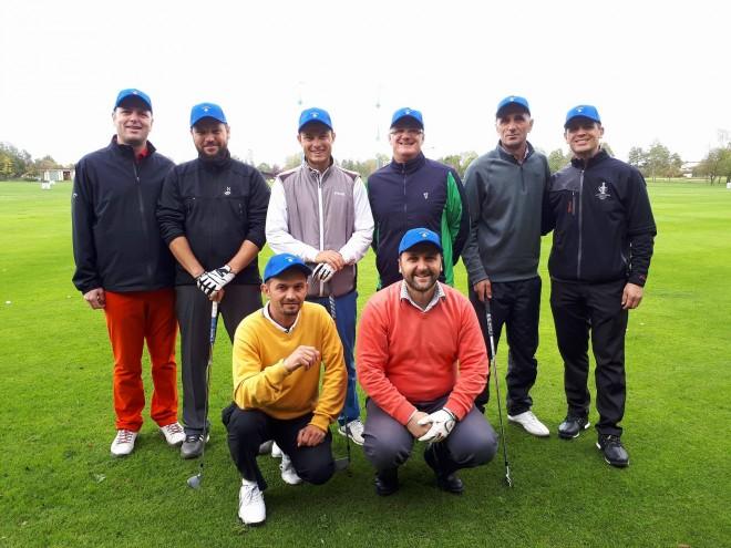 Takim i rëndësishëm i golfistëve kosovarë me ata të diasporës