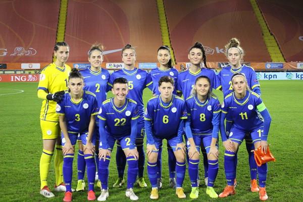 Me golin e Liridona Sylës, vajzat e Kosovës mposhtin Armeninë