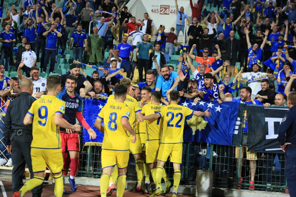 Kosova shkruan histori në Sofje!
