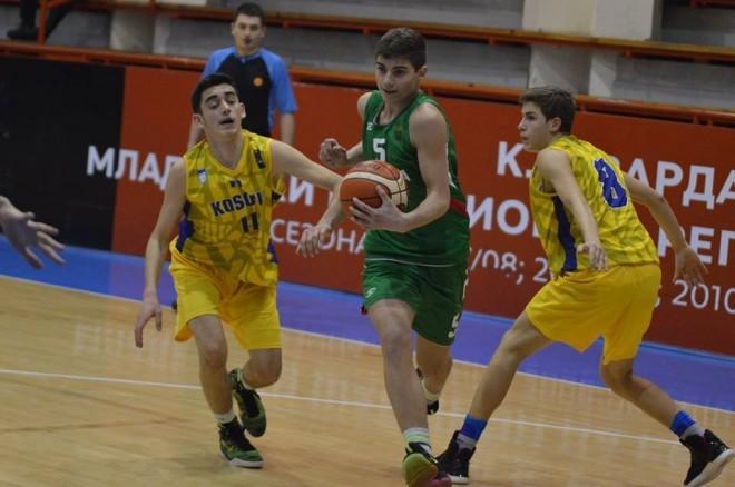 Lista e Kosovës U15/16 për turneun e Stambollit