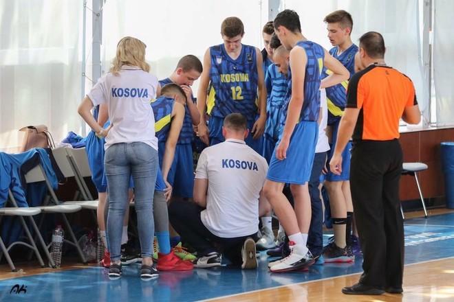 12-shja e Kosovës U15 për turneun në Sofje