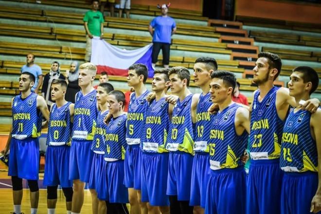 Kosova U16 e nis me humbje