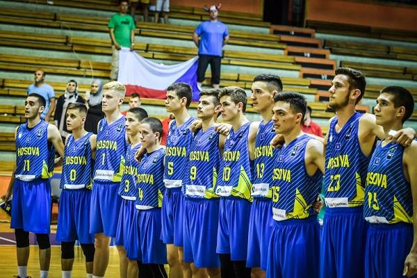 Kosova U16 e parafundit në evropian