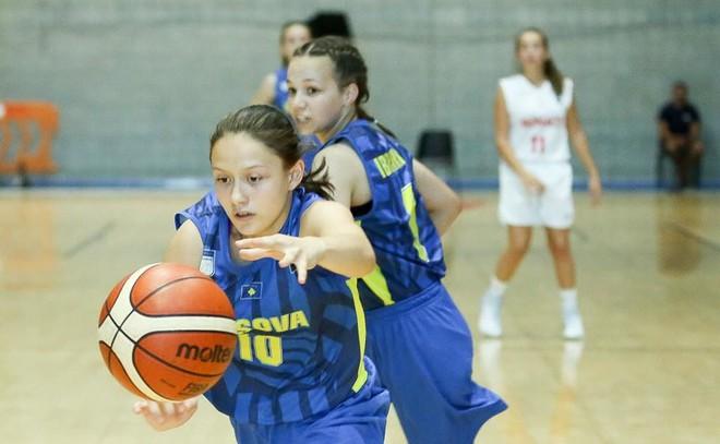 Shpresat U16 mësojnë rivalet e evropianit