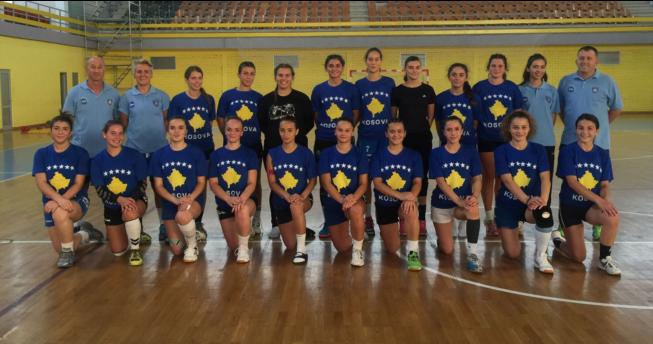 Kosova U17 shpreson në rezultat pozitiv në Euro Div B