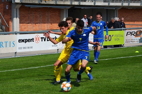 Emërorja e Kosovës U17 para ndeshjeve ndaj Bullgarisë U17