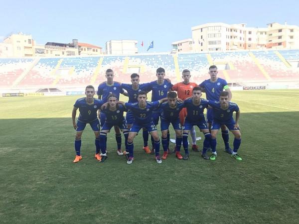 Këtu shikoni ndeshjen vendimtare: KosovaU17-QiproU17