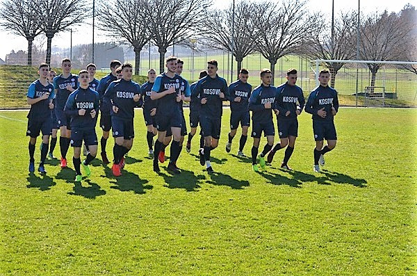 Kosova U17 gati për Elite Round