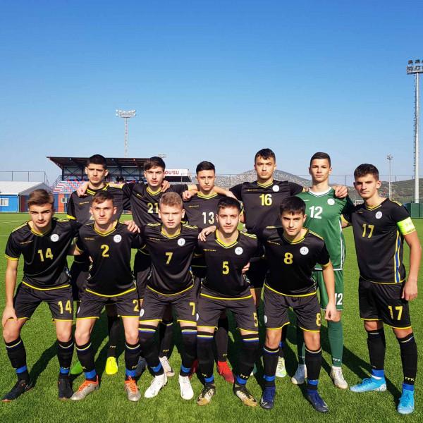 Kosova U17 kthehet me fitore nga Aegean Cup 2020