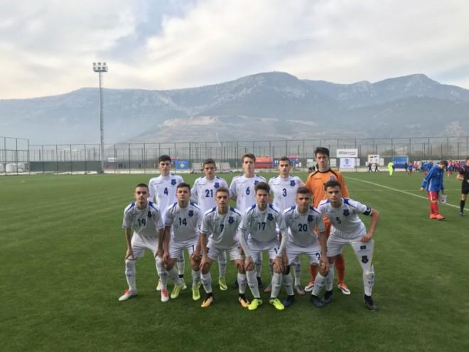 Kosova U17 përfundon e katërta në turneun egjean