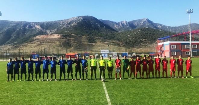 Vjen fitorja e parë e Kosovës U17 në Turqi