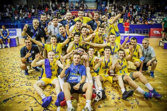 HISTORIKE: Kosova U18 kampione evropiane e Divizionit C!