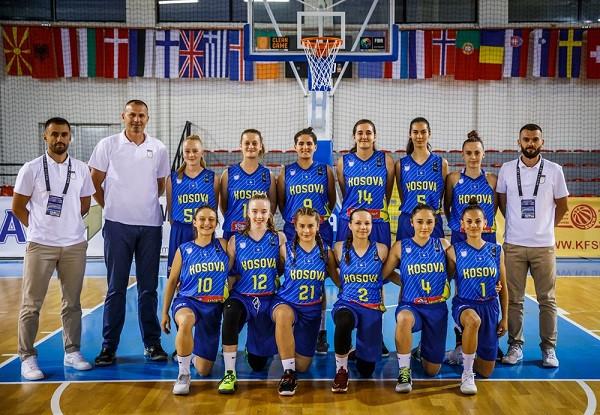 Kosova U18 drejt pozitës së fundit në evropian