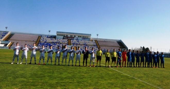 Kosova U19 vs. Sllovenia U19, mbyllet pjesa e parë