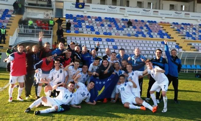 Kosova U19 përfundon Elite Roundin me fitore