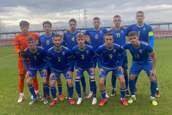 Edhe një humbje, Kosova U19 përfundon grupin pa pikë